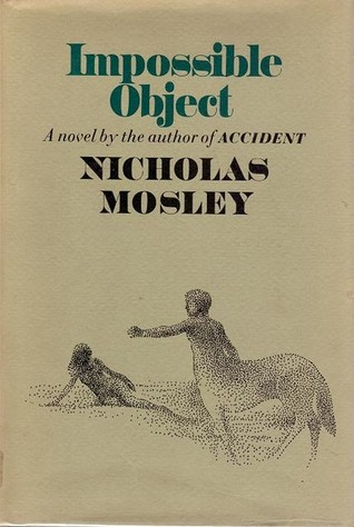 Impossible Object By Nicholas Mosley - Man able balance impossible objects