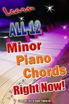 Learn all 12 minor piano chords right now! (Success in Music!)