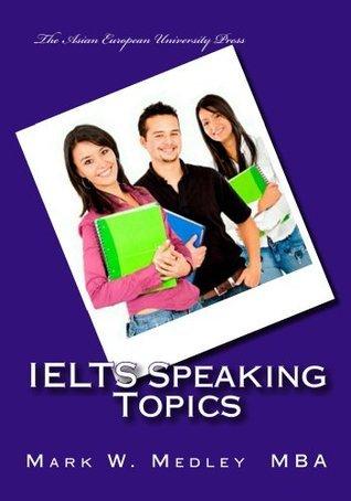IELTS Speaking Topics (Volume)