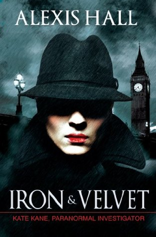 Image result for IRON AND VELVET BY ALEXIS HALL