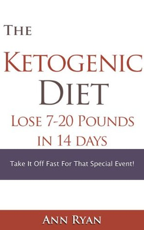 Ketogenic Diet : Lose 7-20 Pounds in 14 Days, Take It Off Fast For That Special Event