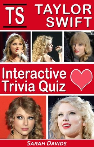 TaylorSwift: Interactive Trivia Quiz (Interactive Quiz Books, Trivia Games & Puzzles all with Automatic Scoring)