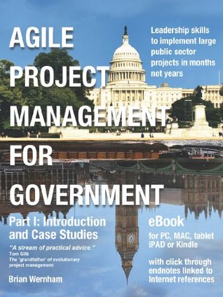 Agile Project Management for Government - eBook - Part I