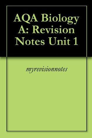 AQA Biology A: Revision Notes Unit 1
