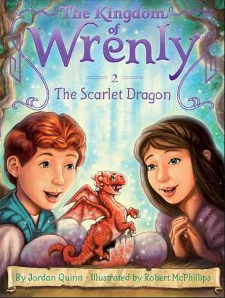 The Scarlet Dragon (The Kingdom of Wrenly, #2)
