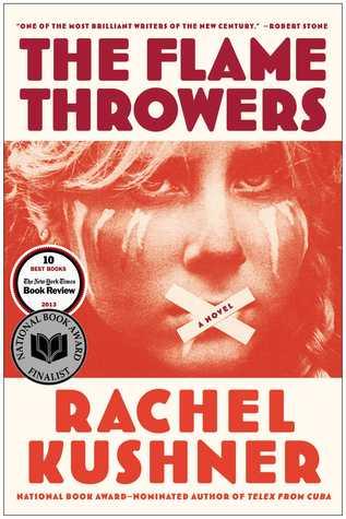Image result for The Flamethrowers Rachel Kushner