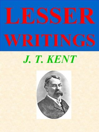 LESSER WRITINGS: Homeopathy