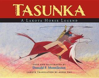 Tasunka by Donald F. Montileaux