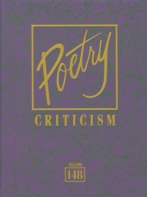 Poetry Criticism, Volume 148