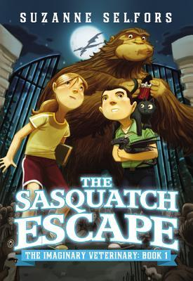 The Sasquatch Escape FREE PREVIEW Edition  (First 5 Chapters)