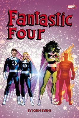 Fantastic Four by John Byrne Omnibus, Vo...