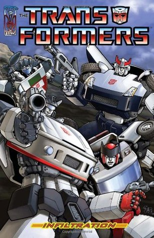 Transformers, Volume 1: Infiltration