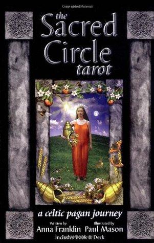 The Sacred Circle Tarot: A Celtic Pagan Journey (78 Cards + Book Set)