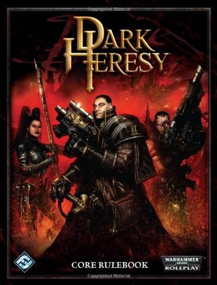 Dark Heresy RPG by Owen Barnes