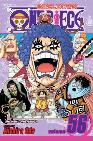 One Piece, Volume 56: Thank You (One Piece, #56)