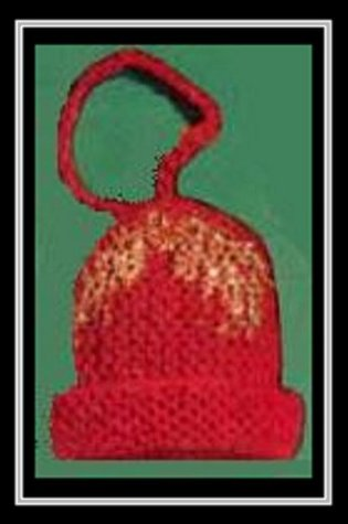KNITTED CHRISTMAS BELL - VINTAGE 1951 Knitting Pattern - Downloadable Ebook
