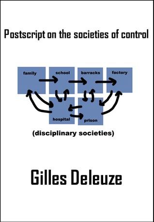 Postscript on the Societies of Control
