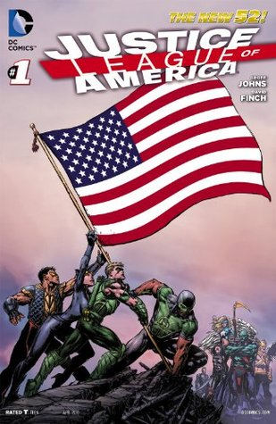 Justice League of America (2013-2015) #1