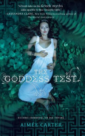 Wizzic.us Book Library The Goddess Test (Goddess Test, #1)