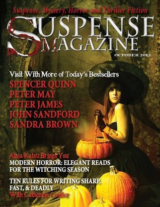 Suspense Magazine October 2012