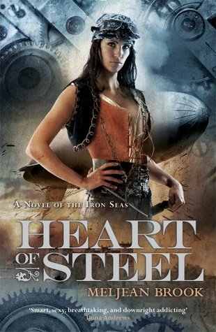 Heart of Steel (The Iron Seas #2)