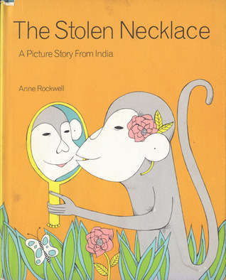 The Stolen Necklace: A Picture Story from India