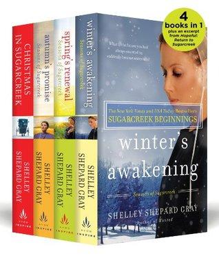 Sugarcreek Beginnings: Winter's Awakening, Spring's Renewal, Autumn's Promise and Christmas in Sugarcreek + an excerpt from Hopeful (eBook Bundle)