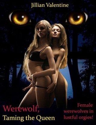Werewolf, Taming the Queen (Breeding the Virgins Trilogy, #2)