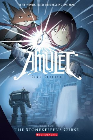 Amulet Vol.2: The Stonekeeper's Curse