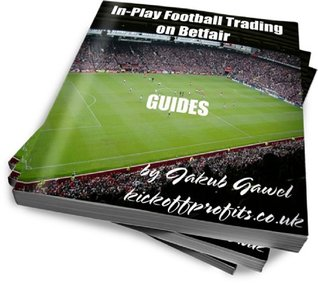 Guides For In-play Football Trading On Betfair