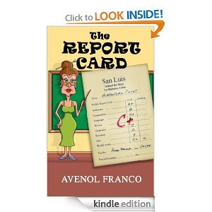 the report card book online