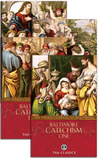 Baltimore Catechism Set (#1-4)