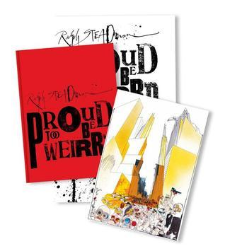 Ralph Steadman: Proud Too Be Weirrd: Limited Edition