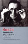 Collected Plays Three by Bertolt Brecht