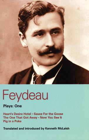 Plays 1 by Georges Feydeau
