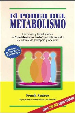 El Poder Del Metabolismo de Frank Suarez