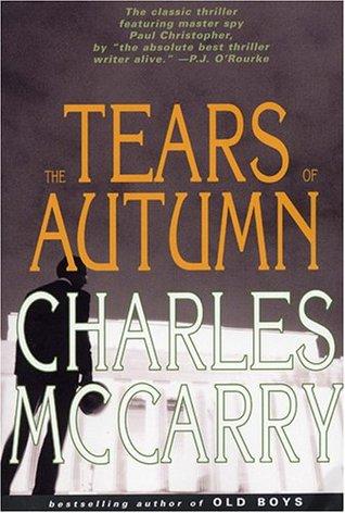 The Tears of Autumn (Paul Christopher #2)