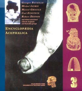 Encyclopædia Acephalica: comprising the Critical Dictionary and related texts Cover art