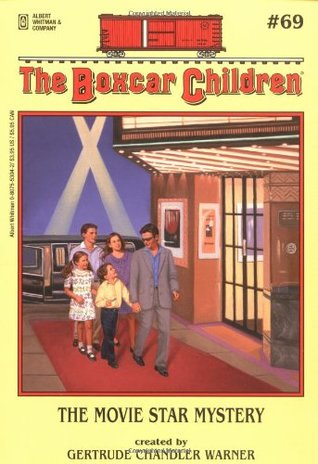 The Movie Star Mystery (The Boxcar Children, #69)