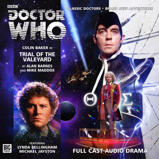 Doctor Who: Trial of the Valeyard