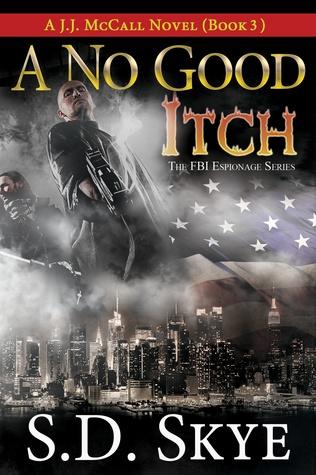A No Good Itch (FBI SpyCatcher, #3)
