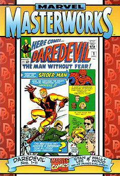 Marvel Masterworks: Daredevil, Vol. 1