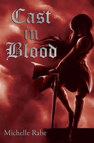 Cast in Blood (Morgan Blackstone Vampires #1)