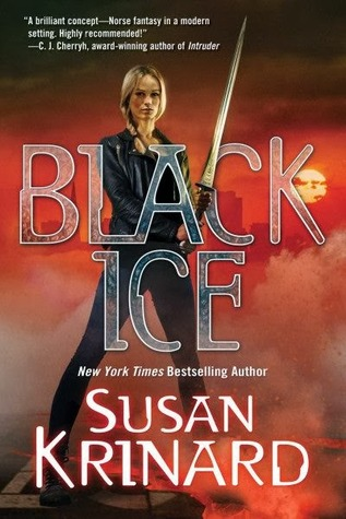 Book Review: Susan Krinard's Black Ice
