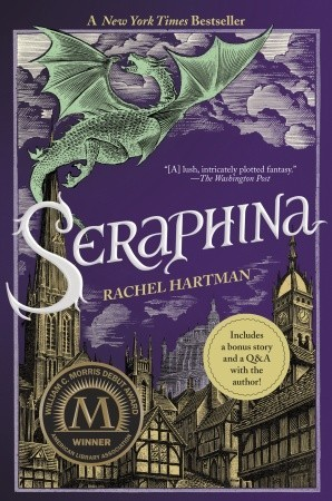 Seraphina, by Rachel Hartman (review)