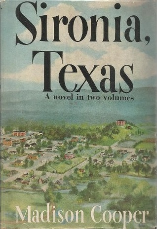 Sironia, Texas (Volume II)