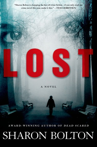 Lost (Lacey Flint, #3)
