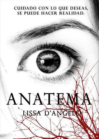 Anatema by Lissa D'Angelo