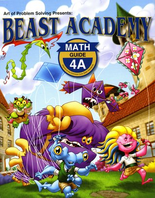Beast Academy by Jason Batterson