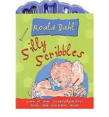 Roald Dahl Silly Scribbles